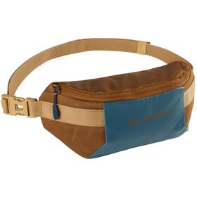 VAUDE Tecomove II City Waist Bag, marrón/azul